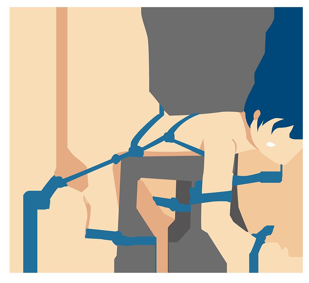 Good bondage positions